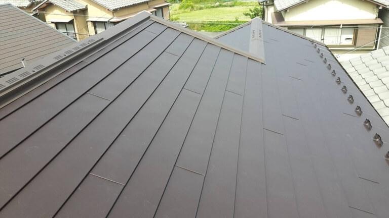 綺麗な屋根