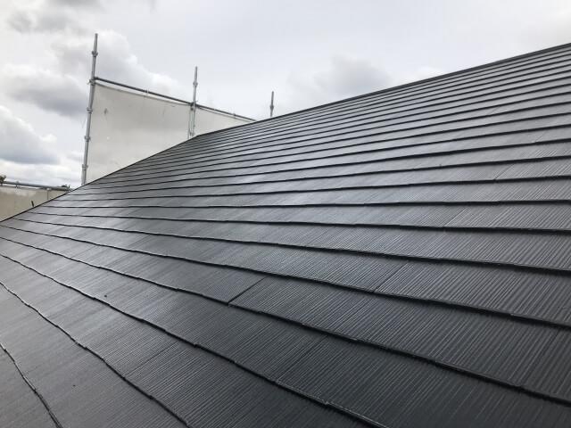カバー工法での屋根修理